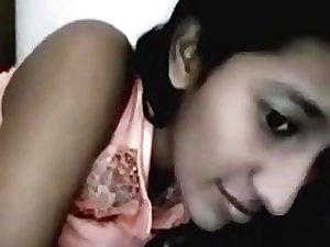 Desi sexy college cutie Avantika on web camera