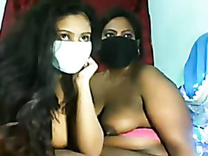 Hot Webcam Indian Lesbians