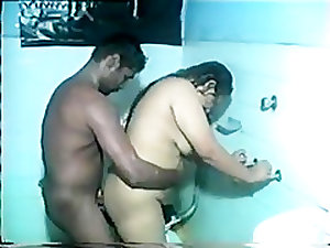 Tamil Aunty Sex In Shower