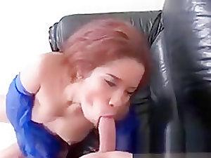 Nasty Arab Hottie Going Crazy Sucking